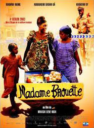 movie poster Madame Brouette